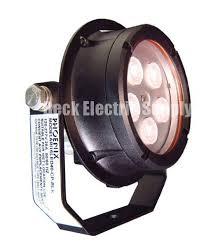 led spotlight 25 degree beam 16 watt 6300k 120v 277vac