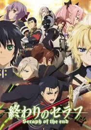 Seeking Vostfr Saison 2 Owari No Seraph Saison 2 Anime Vf Vostfr