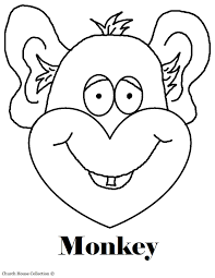 animal coloring pages for kids