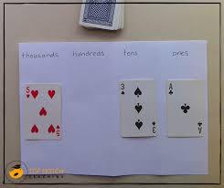 6 fun math games using cards top notch teaching