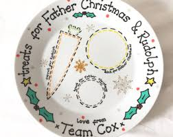 board santa plate 1st