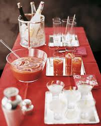 christmas cocktail party how to host an easy holiday party martha stewart