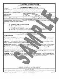 Counseling Form 4856 Fillable Da Form 4856