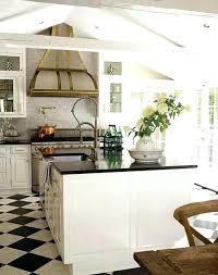 cuisine blanche sol noir cuisine noir et blanc meuble de cuisine noir et blancjpg wwt