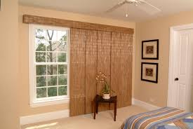 Ceiling Fan For Living Room by Decorating Exciting Family Room Design With Matchstick Blinds