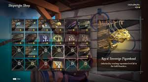 sea of thieves gold hoarders guide how to level up the gold