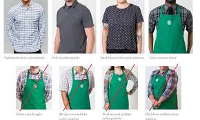 the problem with starbucks u0027 new dress code fashion the guardian