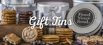 gift tins feed your soul bakery