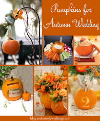 fall wedding decorations let nature decorate your fall wedding exclusively