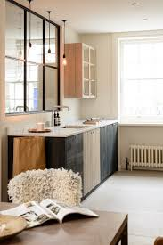 kitchen of the week a rustic luxe london galley by devol