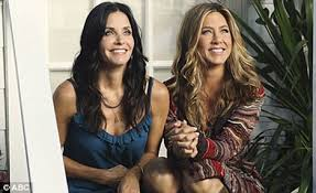 Cougar Town Memes - former friends reunite on cougar town as jennifer aniston makes