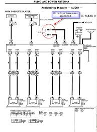 nissan x trail t30 audio wiring diagram on nissan images free