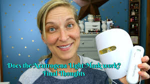 does neutrogena light therapy acne mask work neutrogena light therapy mask final thoughts does it really work