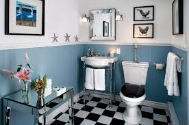 black and blue bathroom ideas black white and blue bathroom 2017 grasscloth wallpaper black