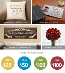 best 1 year anniversary gifts 3rd wedding anniversary gift ideas for him tbrb info
