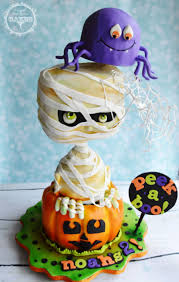Halloween Bundt Cake Decorations by Halloween Cake Cakecentral Com