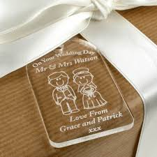 wedding gifts engraved groom gift tag wedding label traditional wedding gift