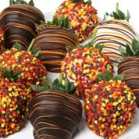 thanksgiving chocolate covered strawberries the hit of every feast