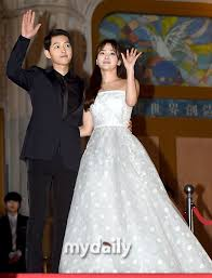 wedding dress song 14 photos of song joong ki and song hye kyo looking absolutely