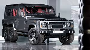 land rover defender 2020 khan design u0027s bespoke