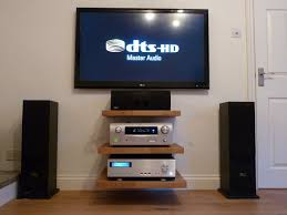 Shelves For Tv by Floating Shelves For Audio Equipment Buscar Con Google