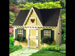 outdoor playhouse kits home depot fun for children youtube