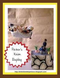 bible fun for kids cornelius u0026 peter u0027s vision