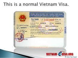 vn govt approves e visa for foreign visitors latest information