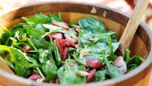 spinach salad recipes allrecipes
