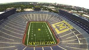 minecraft sports stadium michigan stadium to host seven high football games in
