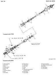 repair guides manual transaxle halfshafts autozone com