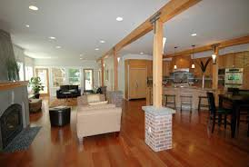 open layout floor plans open floor plan properties before after gallery property staging
