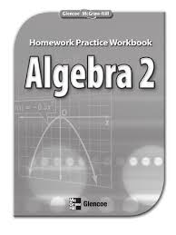 glencoe algebra 2 worksheet answer key ch 13 basic pre algebra