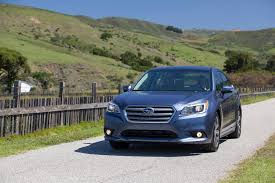 Subaru Legacy Redesign 2015 Subaru Legacy Review Automobile Magazine