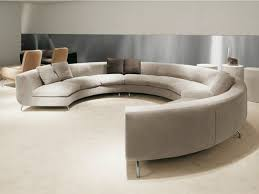 Round Sofa Set Designs Choosing The Right A Round Sofa Wearefound Home Design