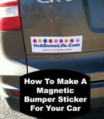 diy car magnet thinking i m crafty diy car car