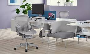 herman miller remastered the aeron chair cool material