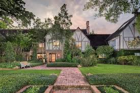 exquisite tudor home in river oaks a luxury home for sale in