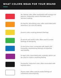 color spectrum energy levels how color boosts your branded content