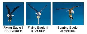 eagle flagpole ornament