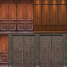 second marketplace set of 4 decorative wood wall panel textures