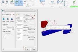 nastran in cad 2018 for inventor help section 19 flexural test