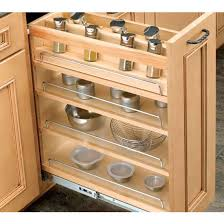 6 inch spice rack cabinet cabinet organizers adjustable wood pull out organizers for kitchen