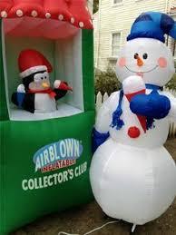gemmy frosty the snowman 10 ft airblown illuminated