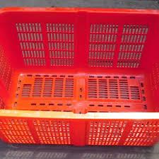 Keranjang Industri jual keranjang industri krat plastik kode 1002 merk rabbit harga