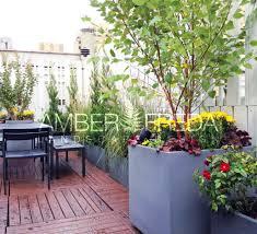terrace design new york upper west side refurbished deck