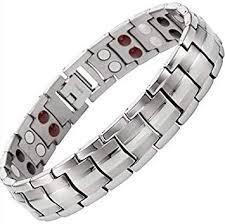 health bracelet titanium images Drkao titanium magnetic bracelet for arthritis pain relief magnets jpg