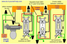 4 way switch wiring diagrams do it yourself help intended for