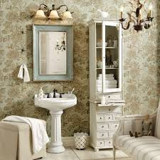 white shabby chic bathroom accessories u2014 all home design solutions