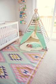 Baby Girls Nursery Best 25 Bohemian Nursery Ideas On Pinterest Baby Room Eclectic